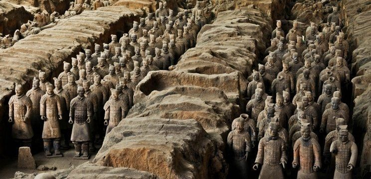 Visiting Ancient Chang'an and Terracotta Army in Xi'an, China