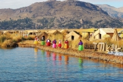 Titicaca Lake and Islands in Peru: Travel Blog
