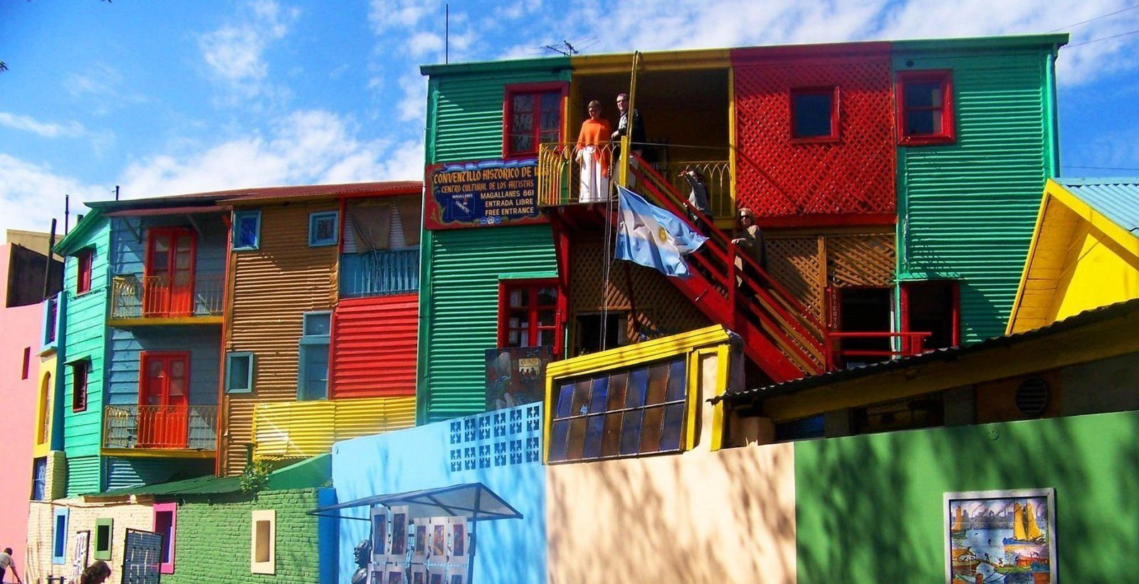 3 days in colorful Buenos Aires :: Travel Blog