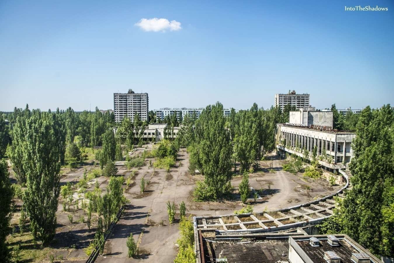 Chernobyl and Pripyat zone trip to Ukraine :: Information, photos