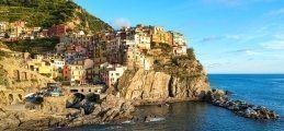 Ligurian coast: Visiting Cinque Terre in Italy :: Travel blog