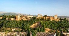 Visiting Granada, one of the most beautiful cities in Spain