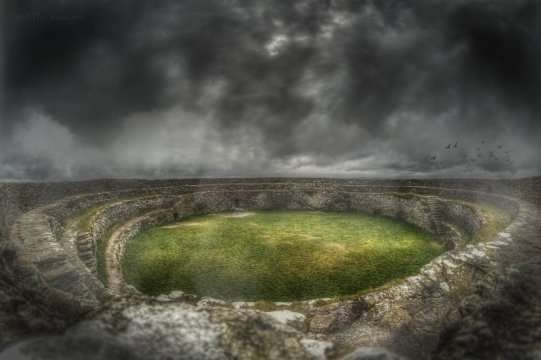 Grianan of Aileach (Greenan Fort or Greenan Ely), Ireland