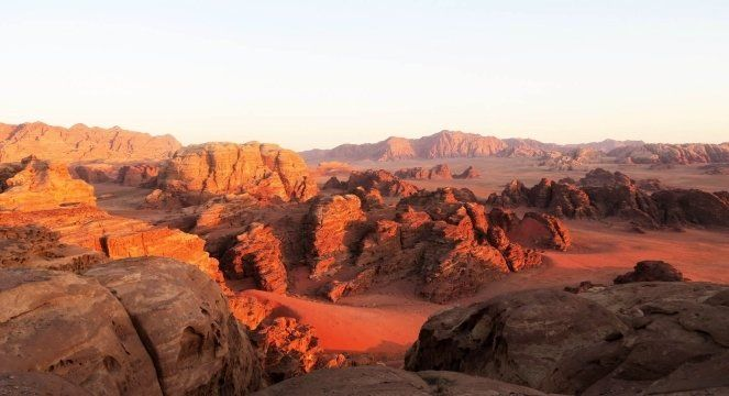 Wadi Rum desert in Jordan: attractions, history, accommodation