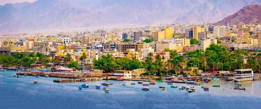 Aqaba in Jordan: Attractions, beaches, coral reefs and diving