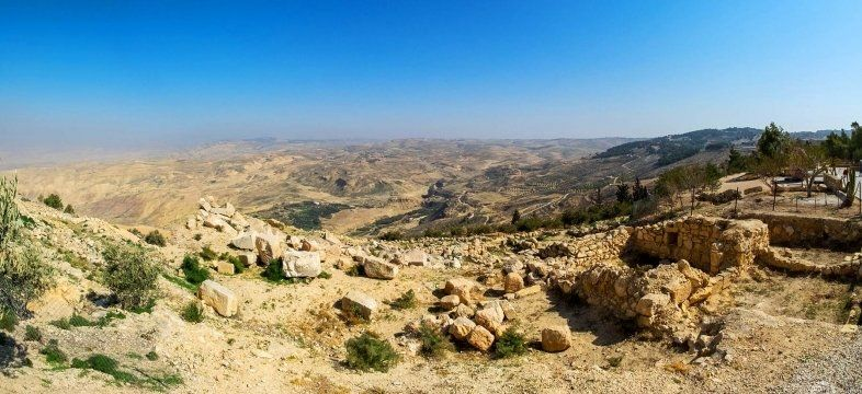 Mount Nebo in Jordan: Basilica, Moses and the Promised Land