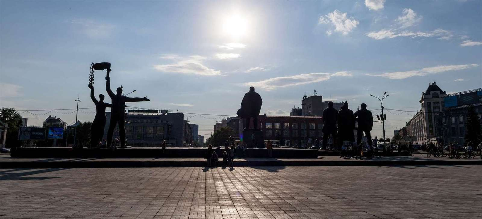 Visiting Novosibirsk, the Capital of Siberia :: Russia Travel Guide