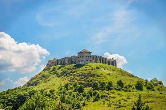 Sumeg Castle in Hungary :: Fshoq! Travel Blog