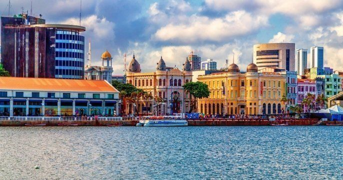 Recife in Brazil: Travel Guide and Interesting Places