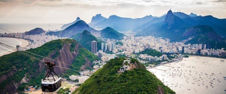 Rio de Janeiro in Brazil: Interesting Places on Travel Blog