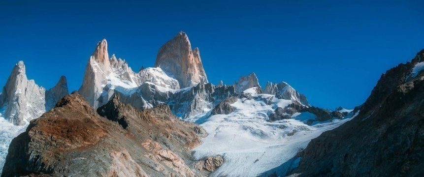 South Argentina: Perito Moreno, Los Glaciares National Park, Fitz Roy
