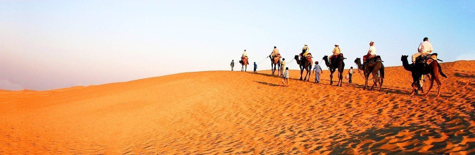 Let S Travel Thar Desert And Jaisalmer City In India