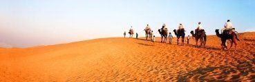 Let's travel Thar Desert and Jaisalmer city in India