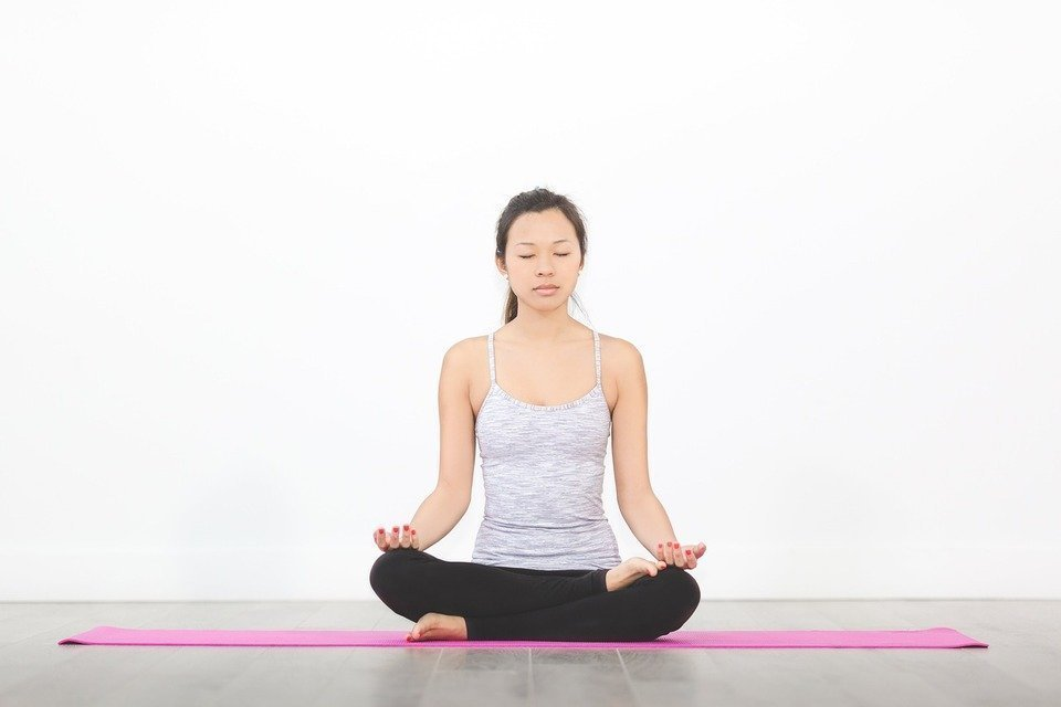 Meditation can reduce your stress