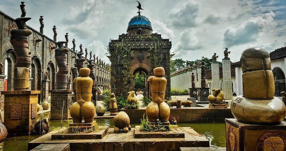 Francisco Brennand Museum in Recife