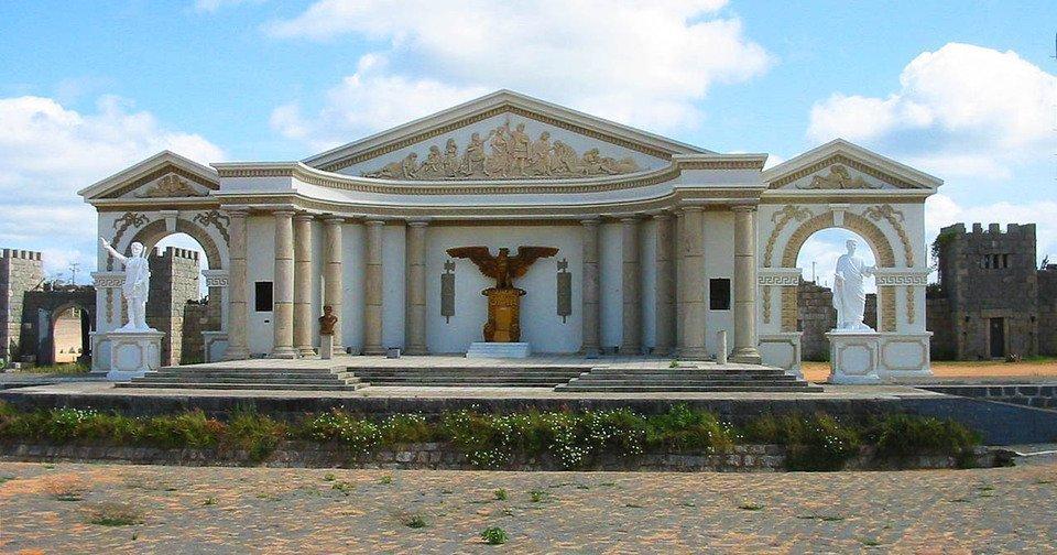 New Jerusalem Theatre in Brazil