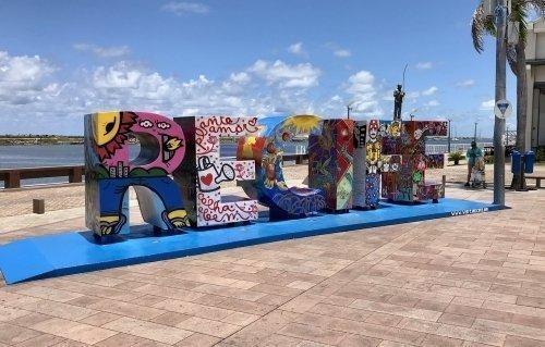 Recife City in Brazil