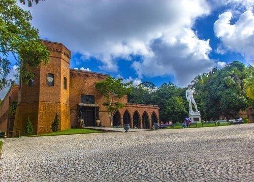 Ricardo Brennand Institute and Museum in Recife