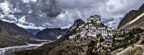 Key Monastery in India