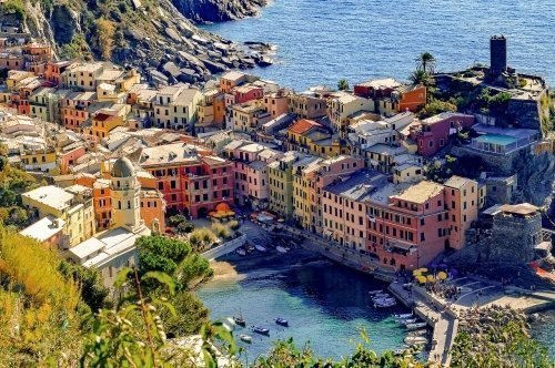How to get to Cinque Terre?