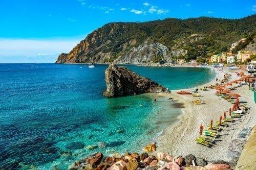 Monterosso Sand Beach, Cinque Terre