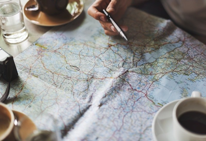 How to make travel plans